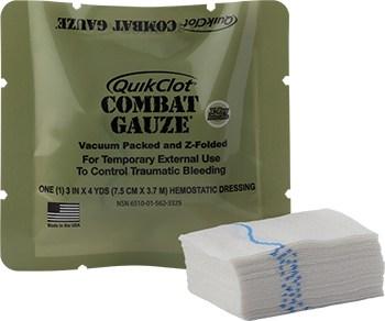 Combat Gauze