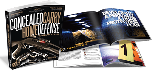 Concealed Carry and Home Defense Fundamentals Textbook
